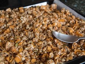 nyrostad granola